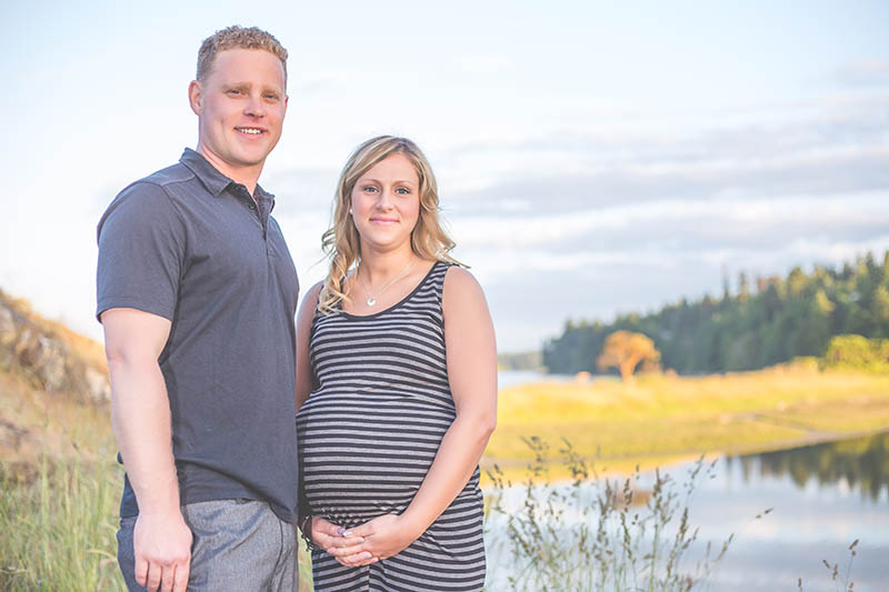 Couples Maternity Photography Nanaimo