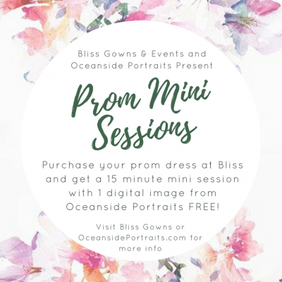 Prom Mini Sessions ♥ Prom Dresses Nanaimo