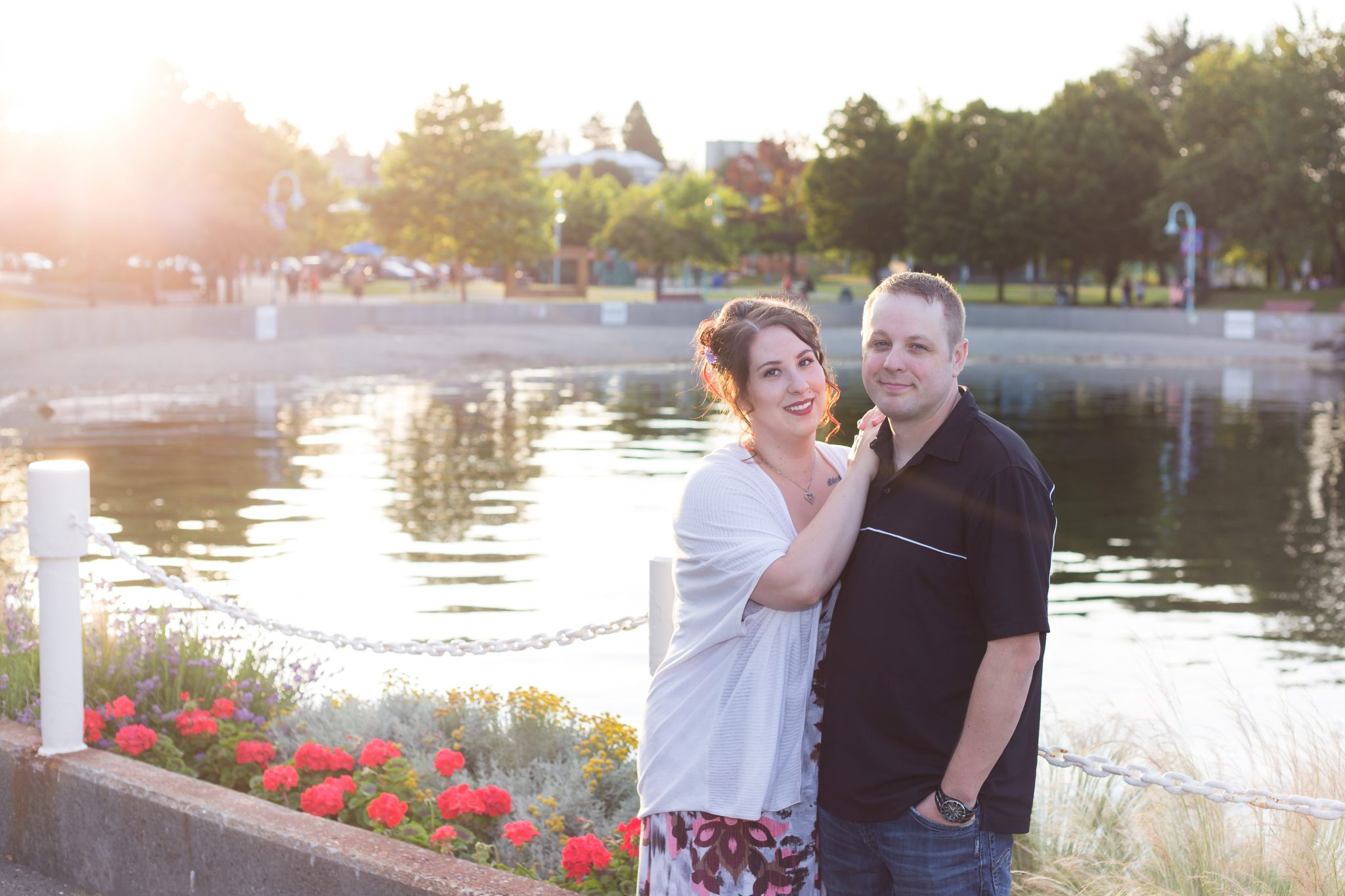 Waterfront Engagement Session (1)