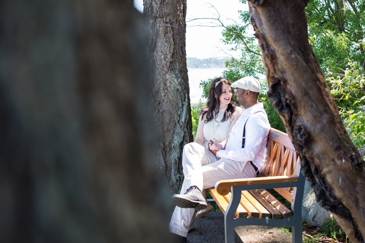 Sam & Caitie's Vintage Inspired Engagement ♥ Nanaimo Engagement Photographer