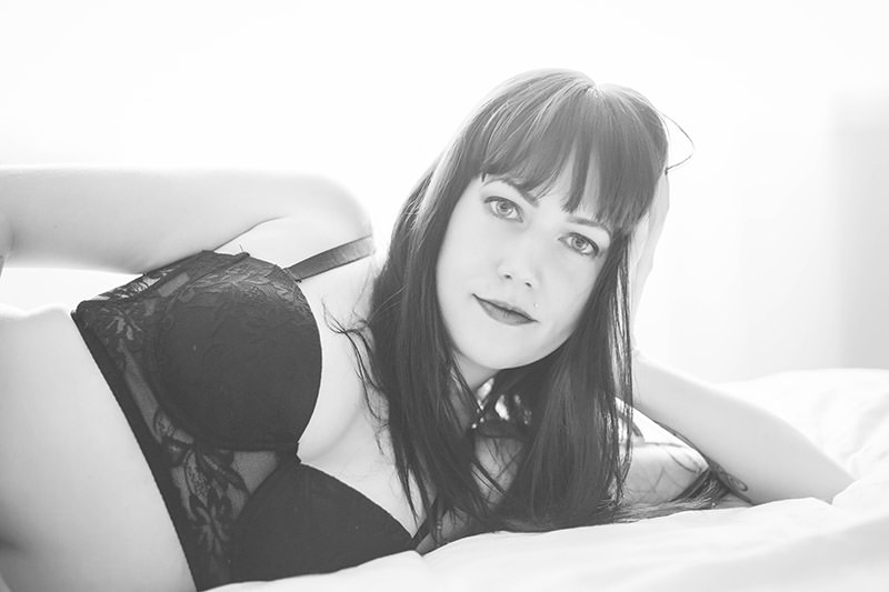 Vancouver Island Boudoir Photography