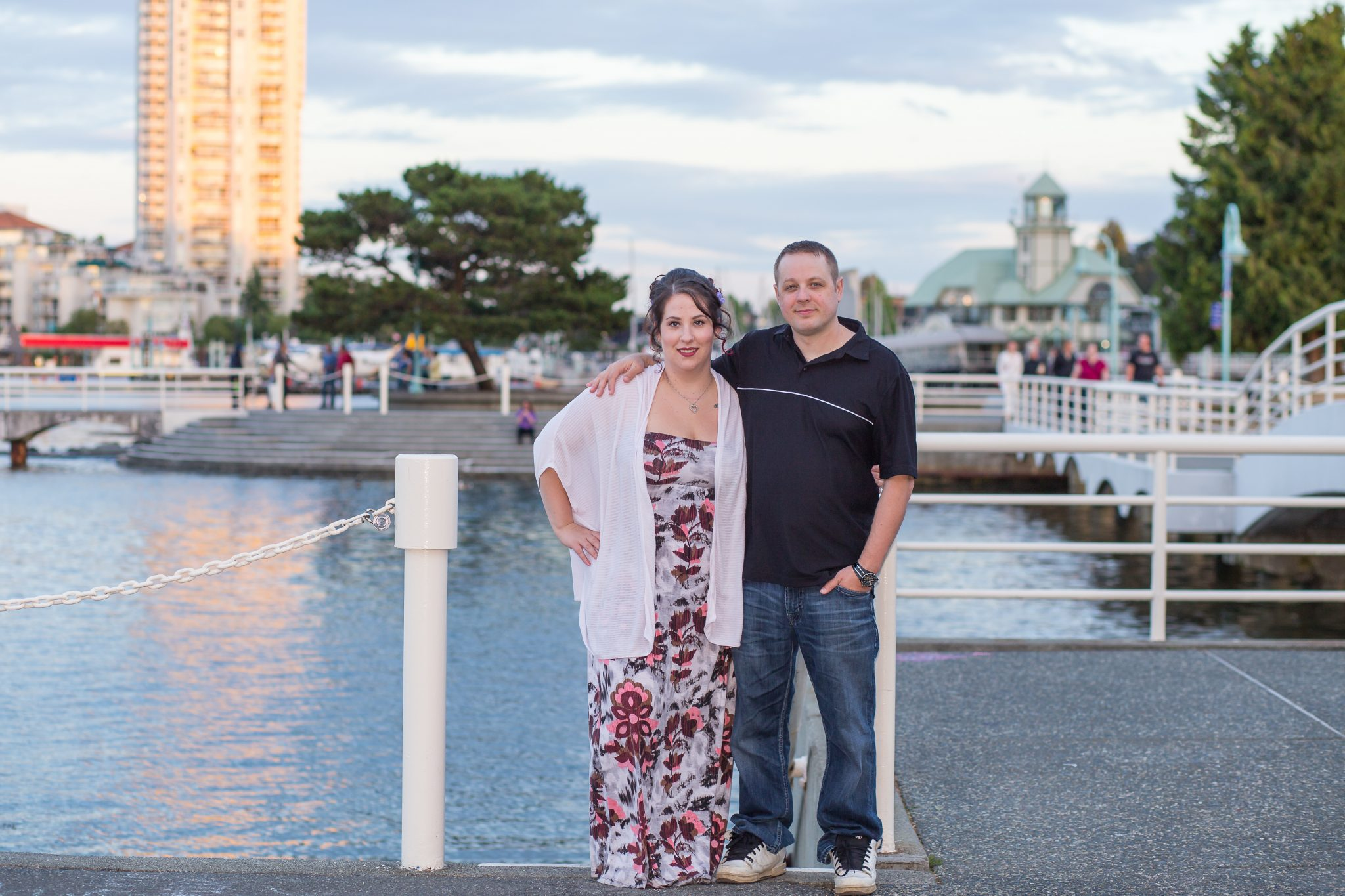 Nanaimo Couples Photography Sesssion