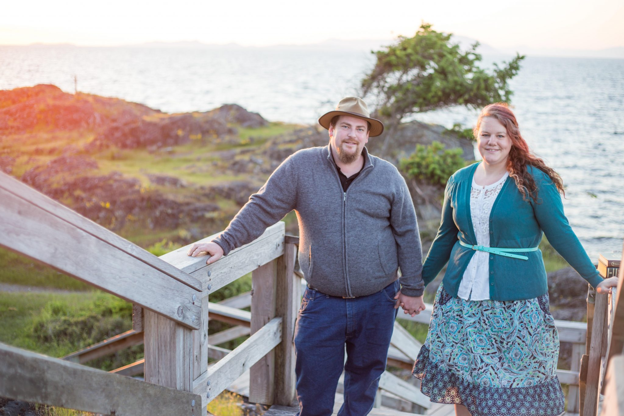 Nanaimo Engagement Session