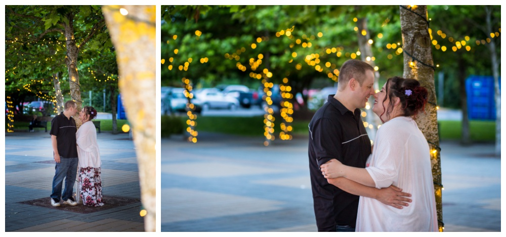 Downtown Nanaimo Engagement Session