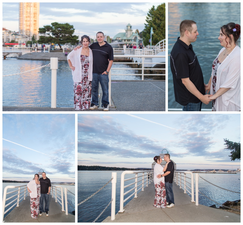 Engagement Session Downtown Nanaimo