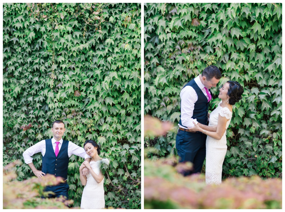Intimate Wedding Photography Vancouver Island