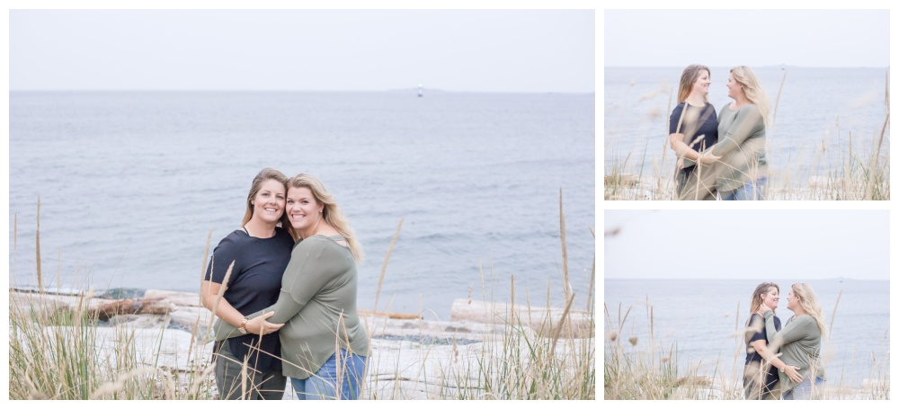 Pipers Lagoon Summer Smoke Couples Session